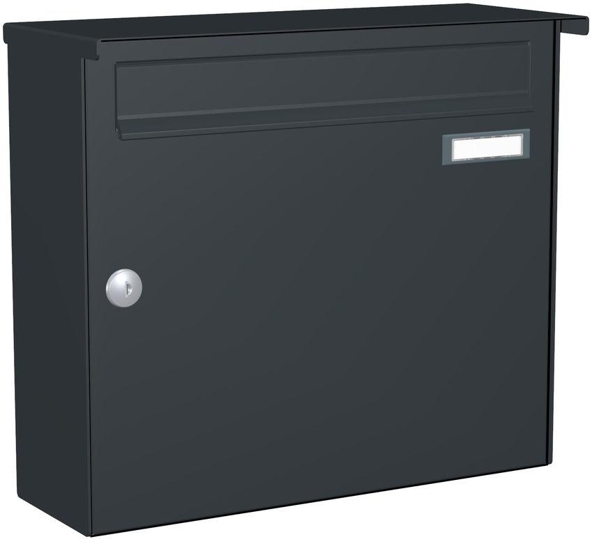 1 Max Knobloch Briefkasten Aufputz Farbauswahl