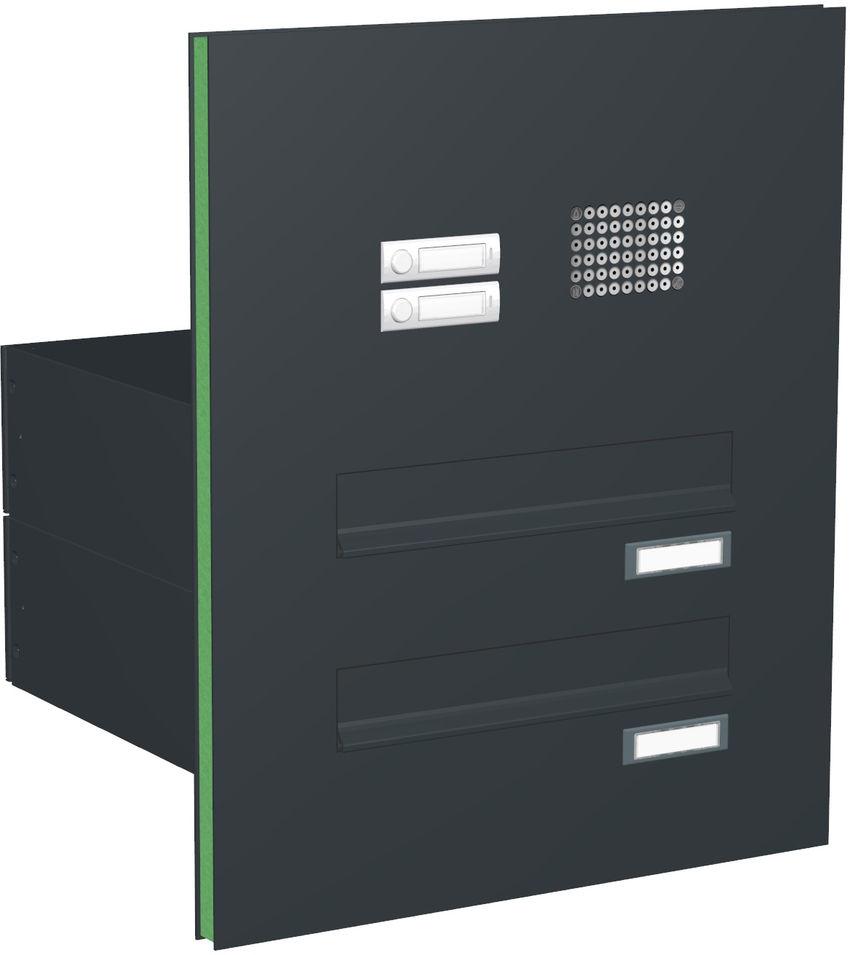 2 Max Knobloch Briefkasten Türseite Farbauswahl Funktion Audio