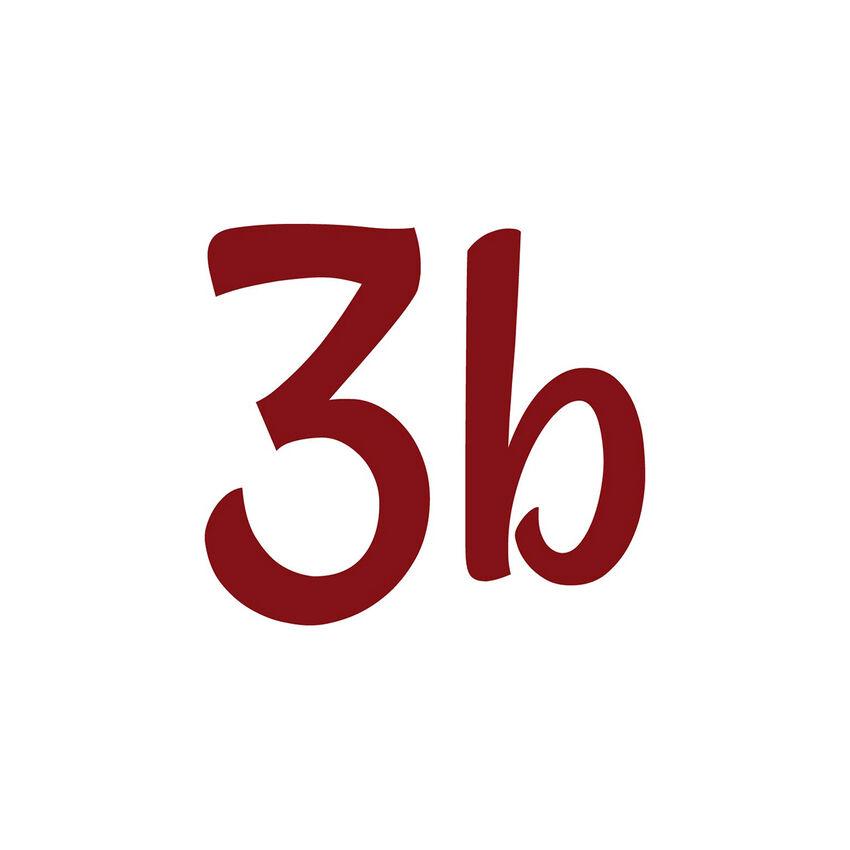 Selbstklebende Hausnummern - 20 cm - zweistellig