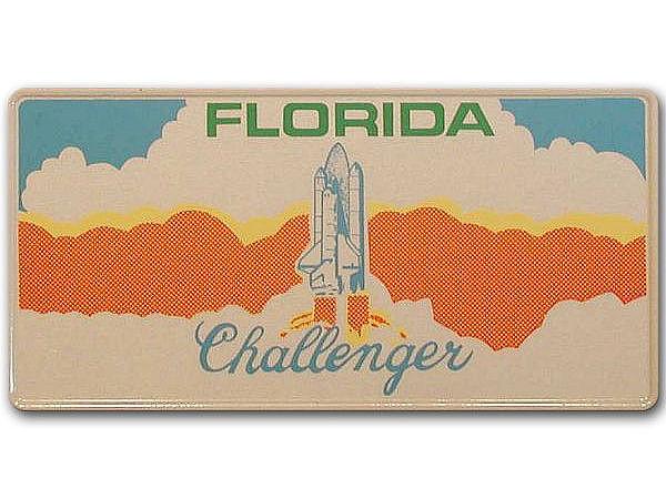 Wo bekomme ich Nummernschilder in Florida? Archiv
