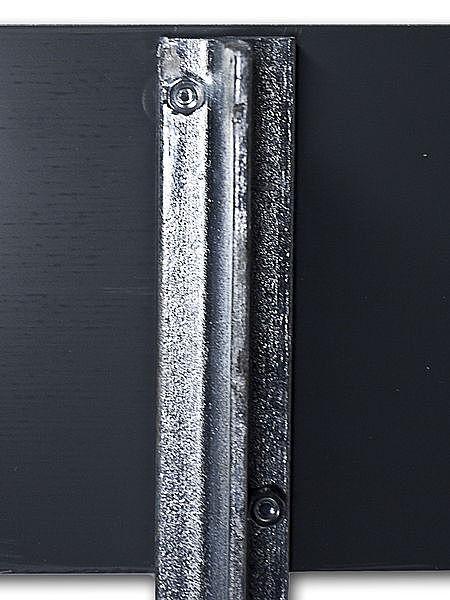 schild aus aluminium parkplatz f r den vorstand. Black Bedroom Furniture Sets. Home Design Ideas