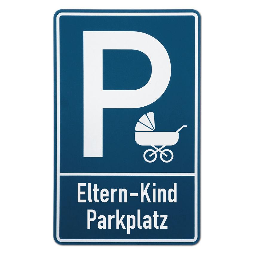 schild mutter kind parkplatz hausnummern und schilder. Black Bedroom Furniture Sets. Home Design Ideas