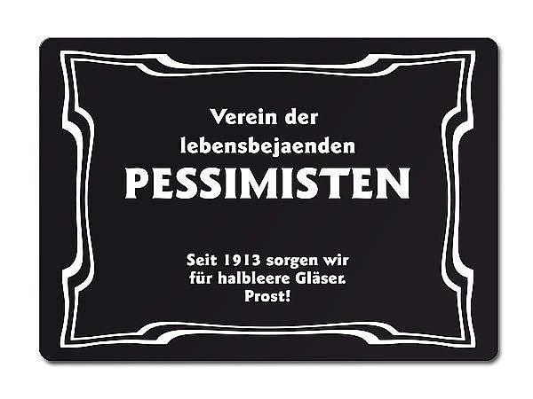 Schwarzer Humor Verein Der Lebensbejahenden Pessimisten Seit