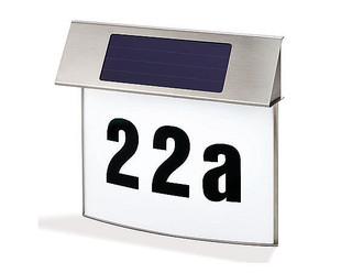 Moderne Hausnummern Hausnummern Und Schilder Online Kaufen
