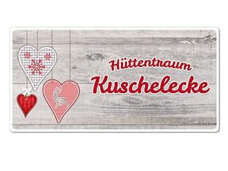 METALLSCHILD Retro Blechschild Straßenschild PROMILLEWEG Geschenk Dekoschild