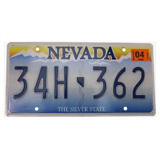USA Nummernschild ~ Kennzeichen
