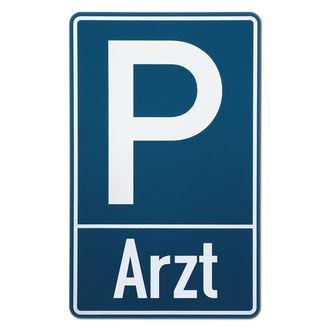 Parkplatz Schild für Fahrräder  Größe 520 x 110 mm