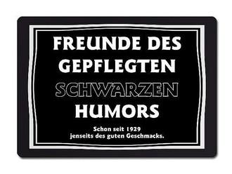 Schwarzer Humor Freunde Des Gepflegten Schwarzen Humors Schon
