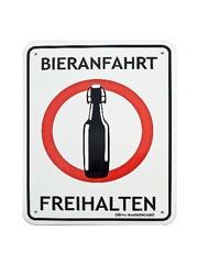 Lustige Bierschilder Hausnummern Und Schilder Online Kaufen