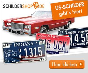 US-Nummernschilder